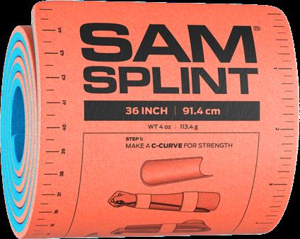 Шина скрученная SAM SPLINT 36 Roll (SAM)