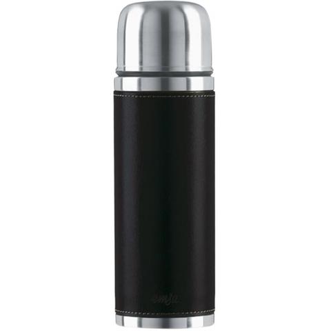 Термос Emsa Senator Class (0,7 литра), черная кожа