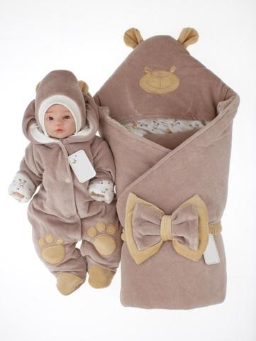 Набор на выписку Little Bear молочный шоколад