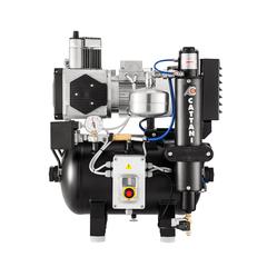 AC100 безмаcляный компрессор (1 установка - 1 цилиндр) Cattani