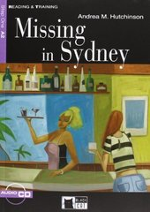 Missing In Sydney Bk +D (Engl)