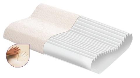 Ортопедическая подушка Тривес с эффектом памяти ТОП-104