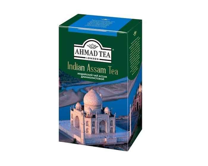 Чай черный длиннолистовой Ahmad Tea Ассам, 200 г