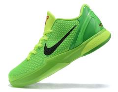 Nike Kobe 6 Protro 'Grinch'