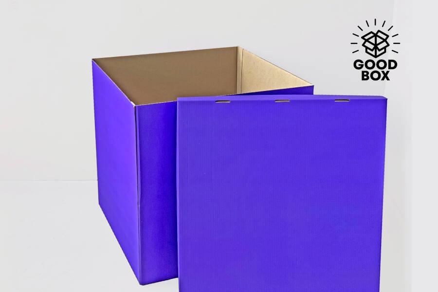 Коробка для шаров купить в Алматы недорого