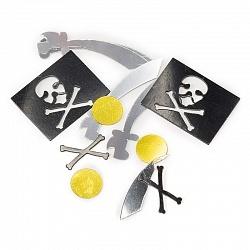 Конфетти пираты 17гр
