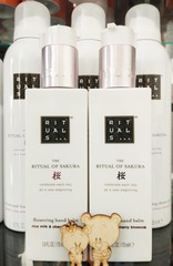 The Ritual of Sakura Hand balm 175 ml