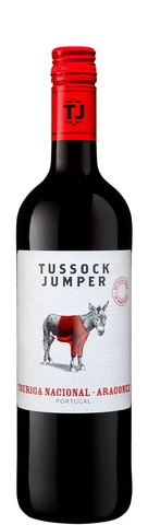 Вино Tussock Jumper Touriga Nacional-Aragonez VR Alentejano 0.75л