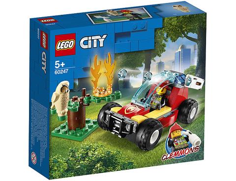 Lego konstruktor  Forest Fire