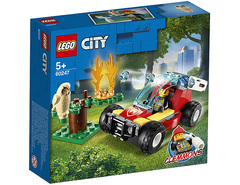 Lego konstruktor City Forest Fire