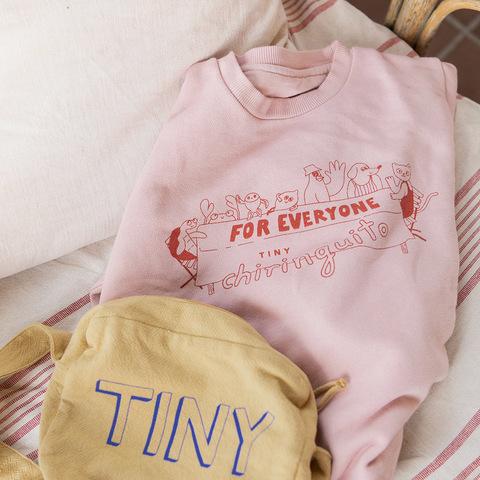 Свитшот Tinycottons For Everyone