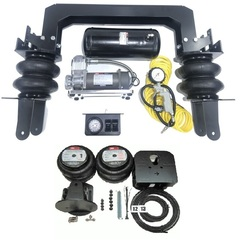 Mitsubishi Fuso Canter 5T полная пневмоподвеска (задняя ось + передняя ось) + система управления 4 контура  (ресивер)