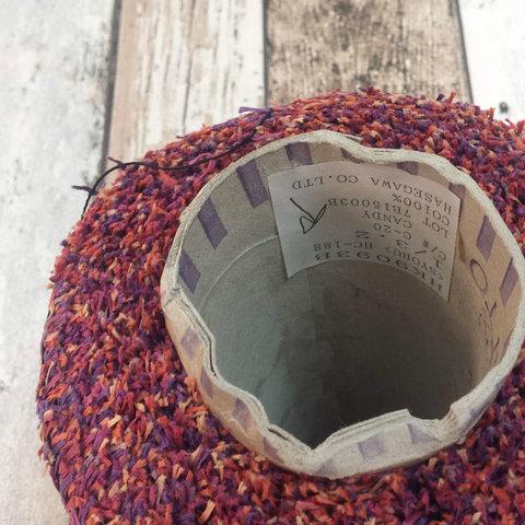 Хлопок HASEGAWA CACTUS 320 розово-сиреневый
