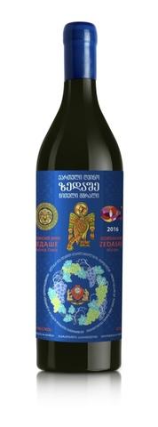 ღვინო «Zedashe» საფერავი 0.75 ლ