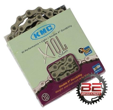 Велосипедная цепь КМС X-10-99 Lite
