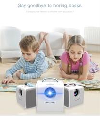 Мини проектор Kids Story Q2 розовый