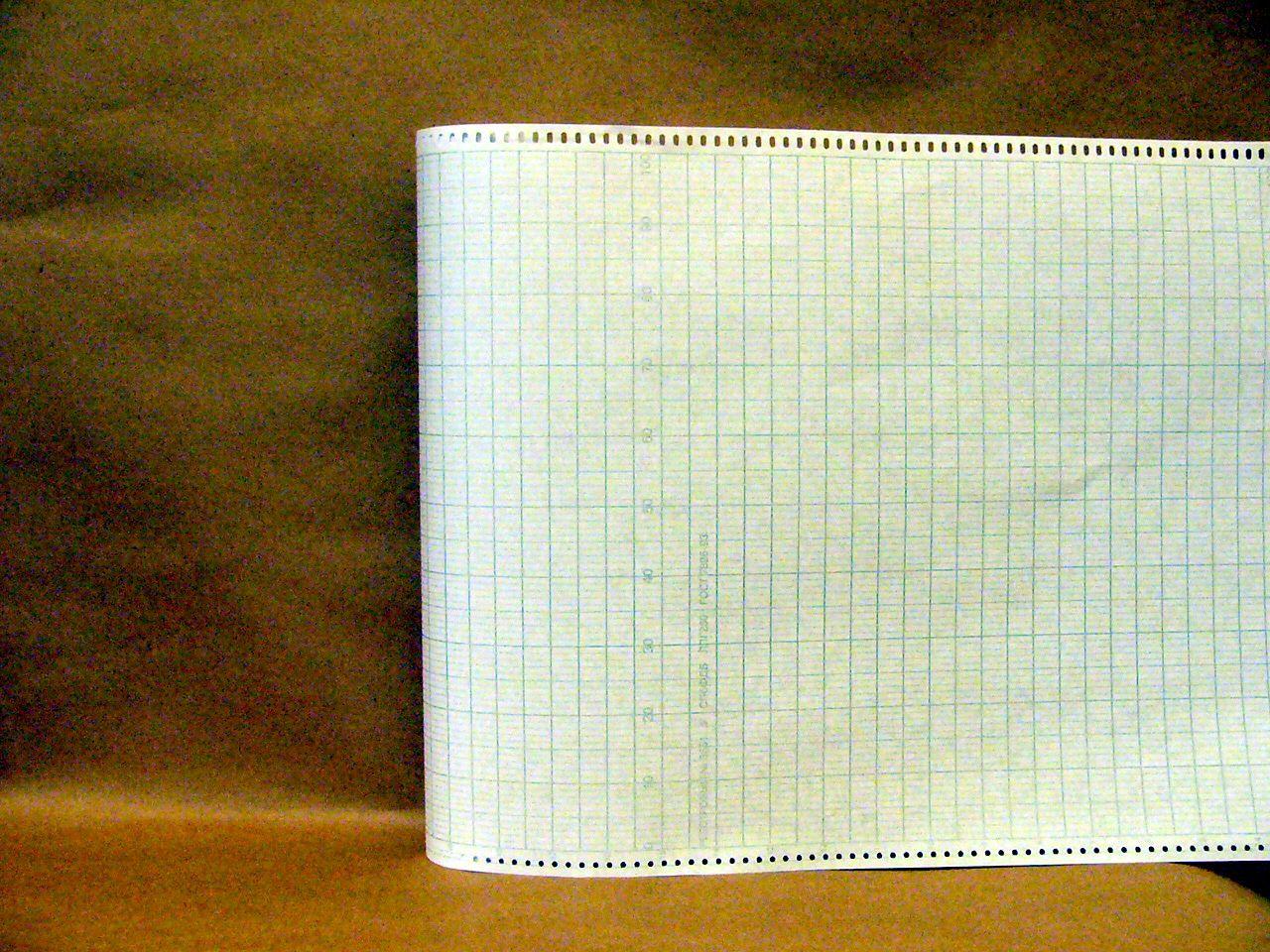 Диаграммная рулонная лента, реестровый № 3561 (53,528 руб/кв.м)