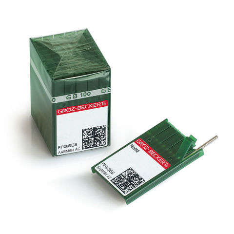 Groz Beckert DB*1 №110 GEBEDUR универсальные иглы для швейных машин челночного стежка, для лёгких и средних тканей | Soliy.com.ua