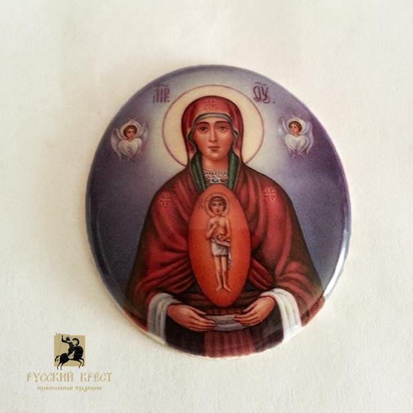 икона роспись на эмале