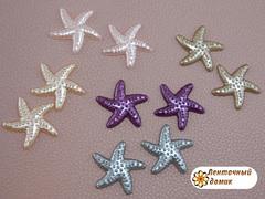 Декор пластиковый Морские звезды № 1