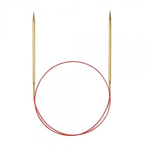 Спицы круговые с удлиненным кончиком 80см  (ADDi)
