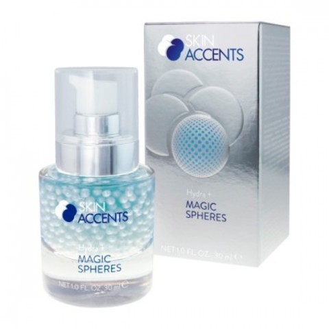 INSPIRA Absolue: Сыворотка интенсивного увлажнения кожи лица в магических сферах (Magic Spheres Hydra+)