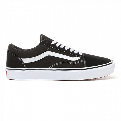 Кеды VANS UA COMFYCUSH OLD S (CLASSIC) BLACK/WHITE