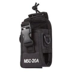 Чехол для раций Baofeng MSC-20A черный / универсальный