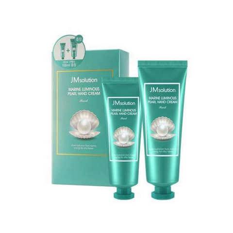 JMsolution Marine Luiminous Pearl Hand Cream набор увлажняющих кремов для рук с жемчугом