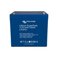 Литиевый аккумулятор VictronEnergy Lithium SuperPack 12,8V/60Ah