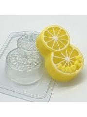 8 марта - Цитрус, форма для мыла пластиковая