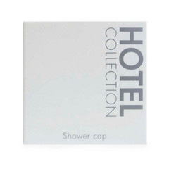 Шапочка для душа HOTEL COLLECTION картон, 250шт.