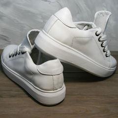 Кеды на осень женские Molly shoes 557 Whate
