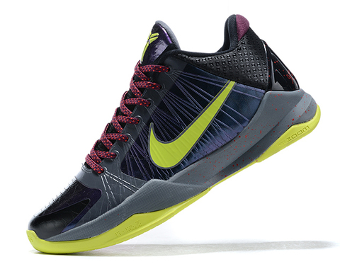 NBA 2K20 x Nike Kobe 5 Protro 'Chaos'