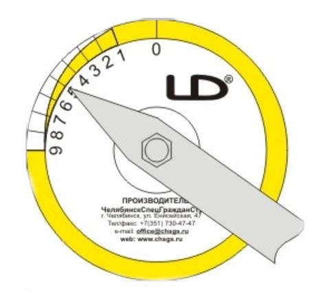 Схема регулирования LD КШ.Ц.П.Regula 025.040.02 Ду25 регулирующий