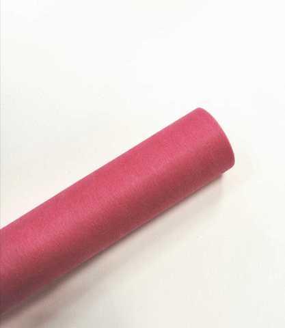 Фетр флористический (50см*12м) Китай цвет розовый №709