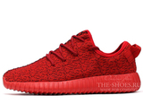 Кроссовки Мужские Adidas Originals Yeezy 350 Boost All Red