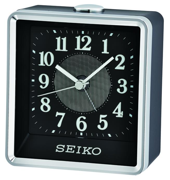 Настольные часы-будильник Seiko QHE142KN
