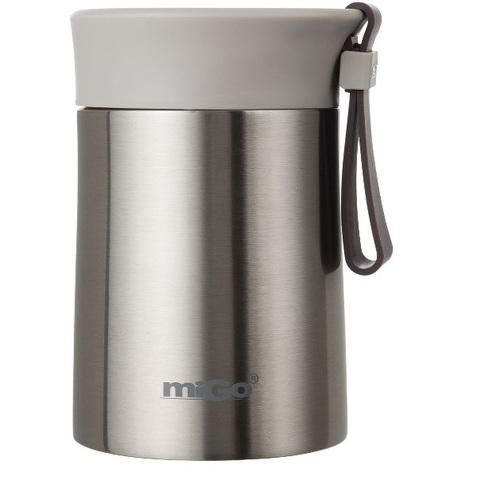 Термос для еды Aladdin Migo (0,4 литра), cерый