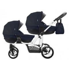 Детская коляска для двойни Bebetto 42 Comfort 3 в 1