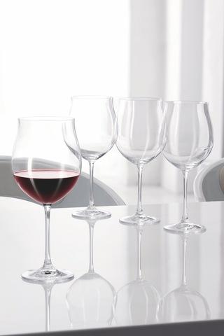 Набор из 4-х бокалов для вина  Pinot Noir 897 мл, артикул 85693. Серия Vivendi Premium