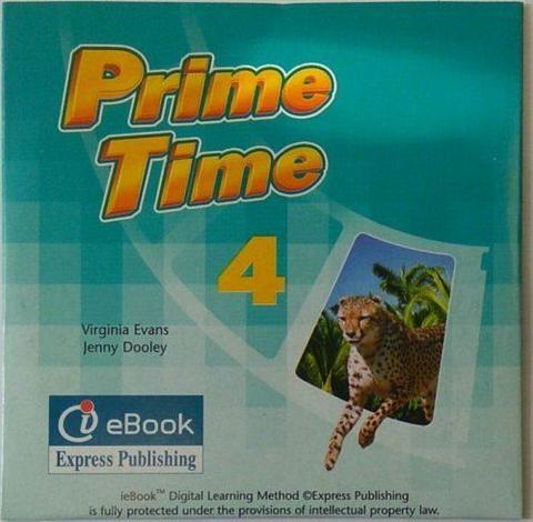 Starlight 8 класс. Звездный английский . Электронное приложение с интерактивными заданиями (Prime time 4 iebook)