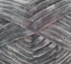 Пряжа Камтекс Велюр цвет 169 (серый-