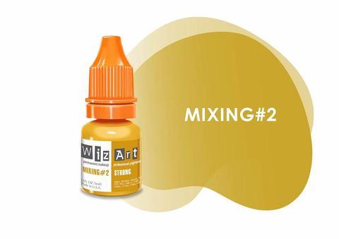 Mixing#2 (корректор фиолетового) • Wizart Strong • пигмент-корректор