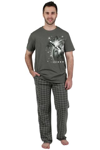 Пижама мужская Космос