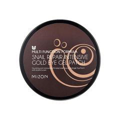 Mizon Регенерирующие патчи с муцином улитки и золотом Mizon Snail Repair Intensive Gold Eye Gel Patch