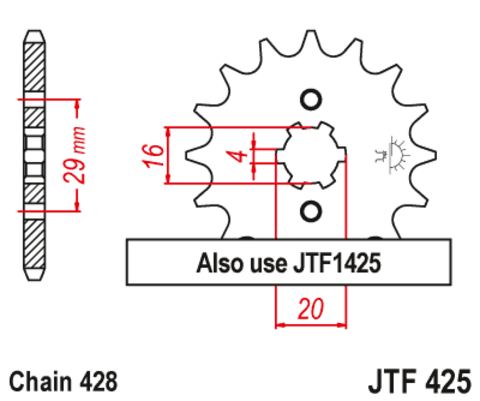 JTF425