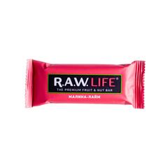 R.A.W Life орехово-фруктовый батончик Малина-лайм 47 гр