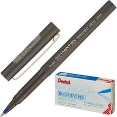 Роллер Pentel Document Pen синий (толщина линии 0.25 мм)