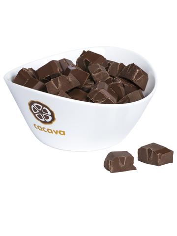 Молочный шоколад на кокосовом сахаре 40 % какао (Перу, Conventional), внешний вид